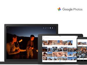iPhone・iPadにも「Googleフォト」を