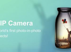 アプリ「PIP Camera」classic機能編
