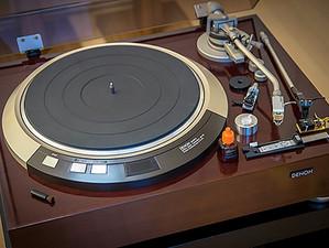 レコードをデジタル音源で楽しもう
