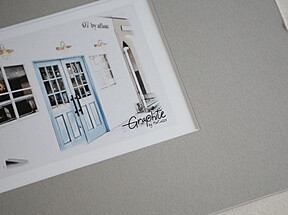 写真で作れるアートフォトで部屋を飾ろう♪