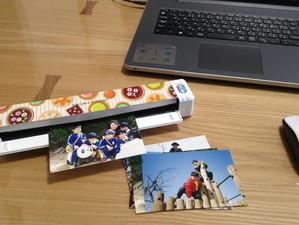 着せ替えカバー付きScanSnapで楽しく写真整理