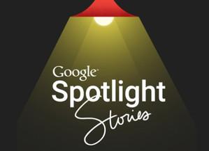 Google スポットライト ストーリー
