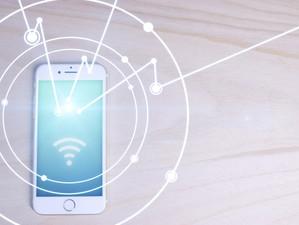 自宅のWi-Fiの電波の強さが見れる