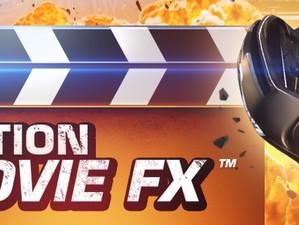 日常が非日常に!「Action Movie FX」