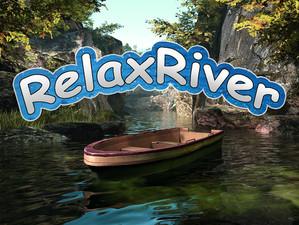 お家でのんびり川下り「Relax River VR」