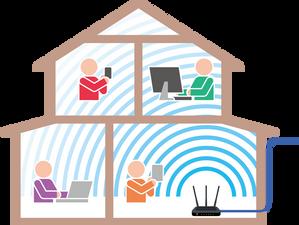 家庭内LANの機器を確認アプリ「Fing」
