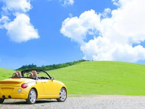 ゴールデンウィーク ピックアップ「車でお出かけ」
