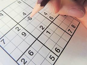 脳を鍛える数字パズル「キラーナンプレ」
