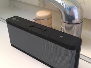 お風呂で音楽Bluetoothスピーカー