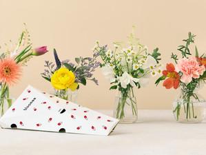 花のサブスクで心豊かな毎日を