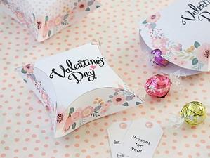パソコンで作るバレンタインプレゼントボックス