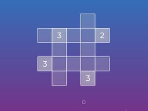 脳のストレッチ「Orixo」パズルアプリ