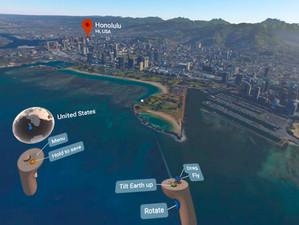 Oculus Quest2で世界中を飛び回れる(条件アリ)