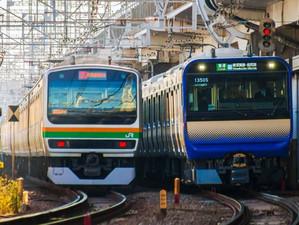 電車の位置情報がリアルタイムにわかる