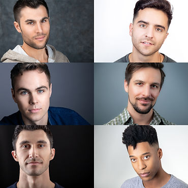 Mens Headshots