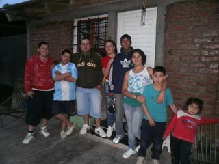 Familia Guevara descendientes de Italianos