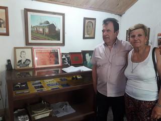 La casa de Perón (Roque Perez)