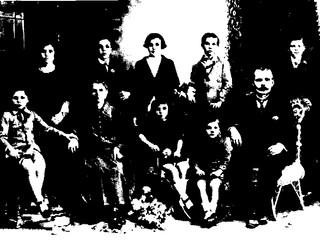 Historia de familia materna