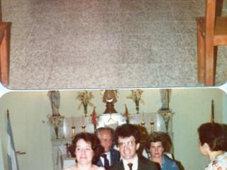 Casamiento con Liliana, por iglesia