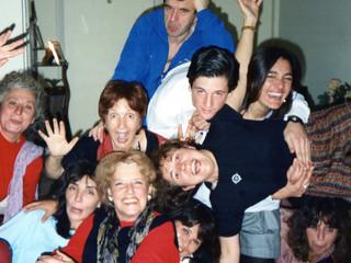 Reuniones familiares y de amigos