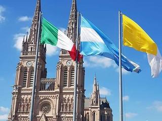 111° Aniversario de peregrinación italiana a Luján