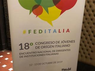 18° Congreso de Jóvenes de origen Italiano