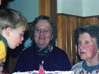 Cumpleaños 82 y 83 de mamá