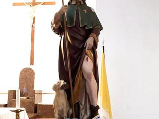 Celebración en honor a San Roque