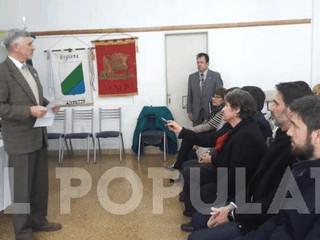 Se celebraron los 71 años de la República de Italia en Olavarría