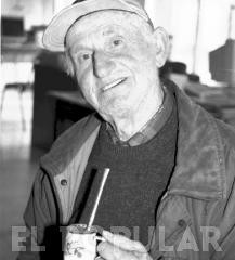 El italiano Romeo Musaragno, el fraile  de los pobres, a 20 años de su partida