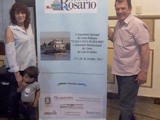 Italia canta en Rosario 2017