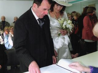 Aniversario de nuestro casamiento