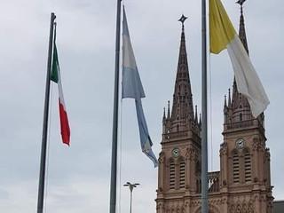 Italianos en Argentina (Se cumplieron 110 años llevando la Virgen a Luján)