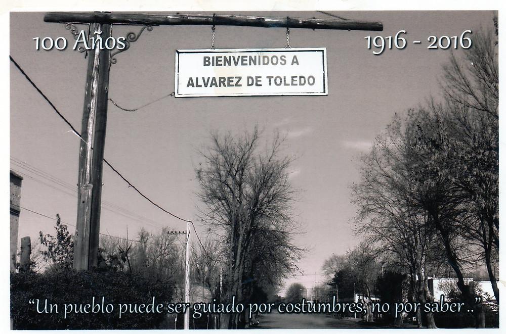Postal de Alvarez de Toledo
