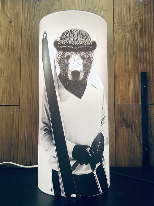 LAMPE OURS VINTAGE