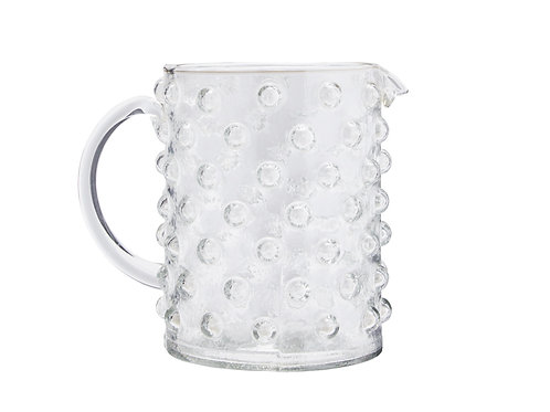 CARAFE AVEC POINTS EN RELIEF