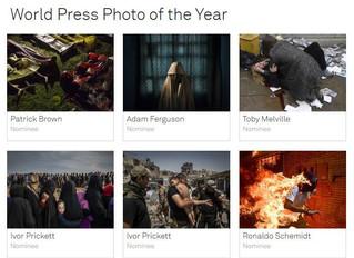 World Press Photo 2018 - nominacje do Grand Prix.