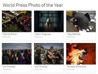 World Press Photo 2018 - nominacje do Grand Prix.