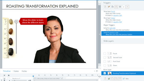 Articulate Storyline 2 Review- How to Roast Coffee @ Home in 5 Minutes