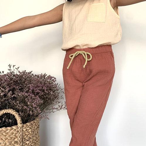 Pantalon TERRACOTTA