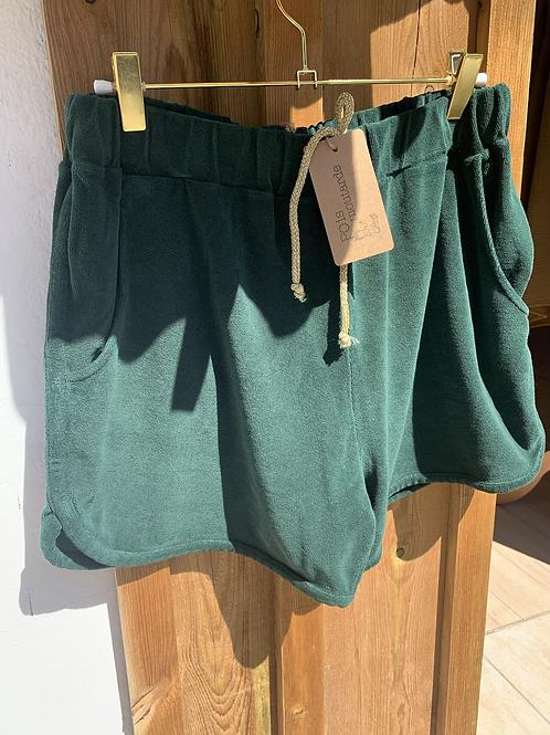 Short BOMBA Colori jungle green