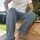 Thumbnail: Pantalon Homme CARLOS colori Ciel