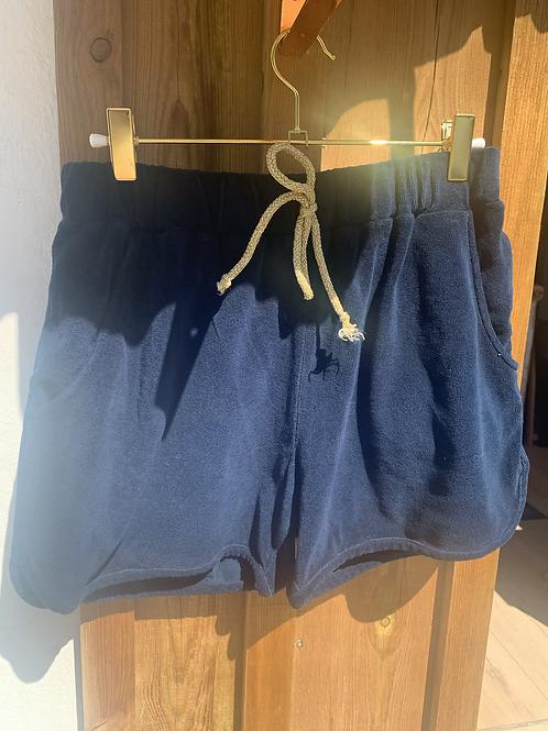Short BOMBA Colori bleu marine