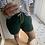 Thumbnail: Short BOMBA Colori jungle green