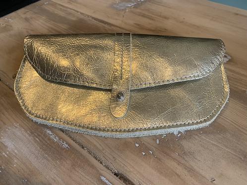 Compagnon cuir doré