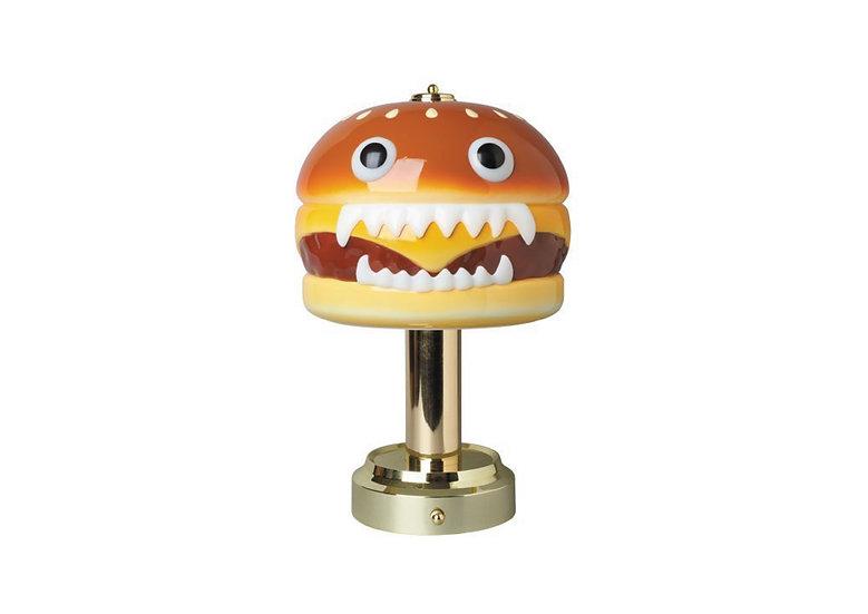 MEDICOM TOY × UNDERCOVER《 Hamburger Lamp 》