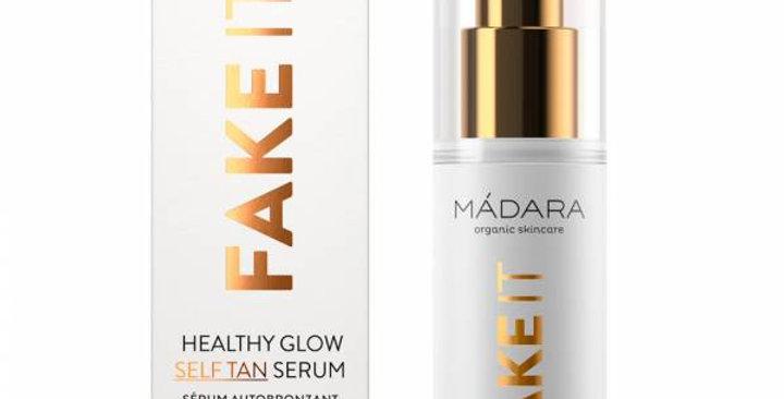 Fake It Healthy Glow Selbstbräunungsserum für Gesicht