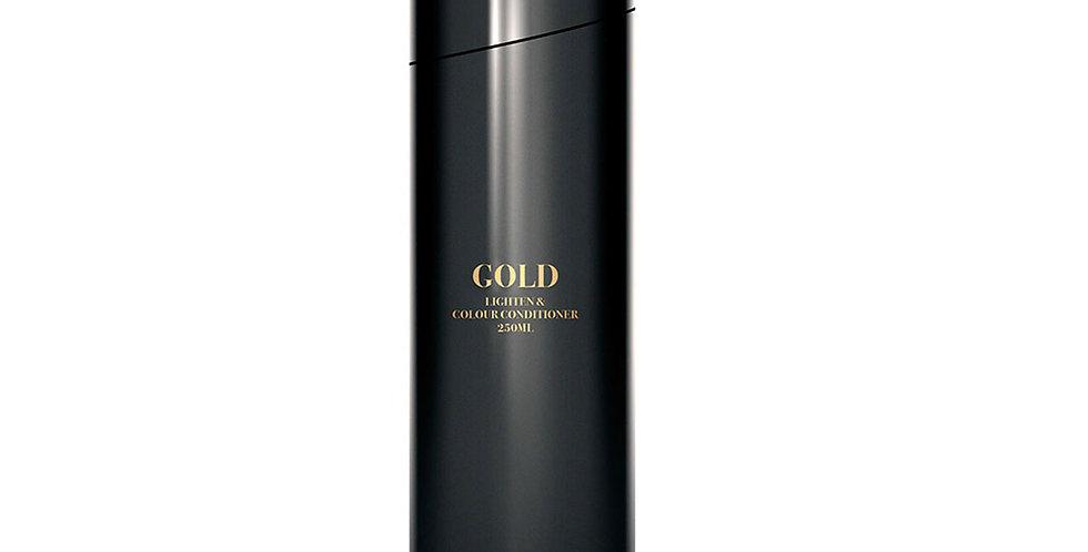 Gold Lighten & Colour Conditioner