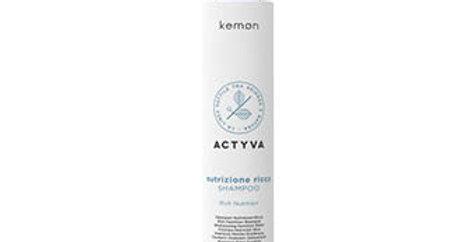 Kemon Actyva Nutrizione Ricca Shampoo Sehr trockenes Haar