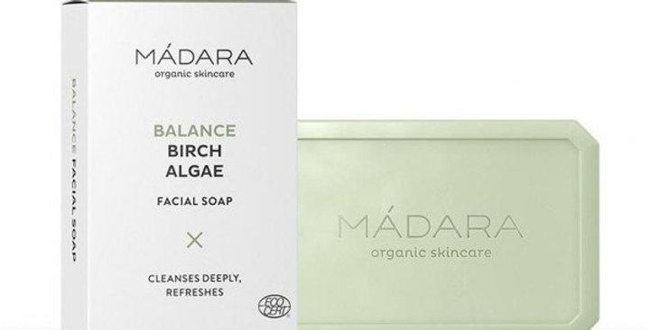 Madara Balance Birch Algae Soap Gesichtsseife